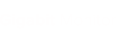 Gigabit Monitor Logo